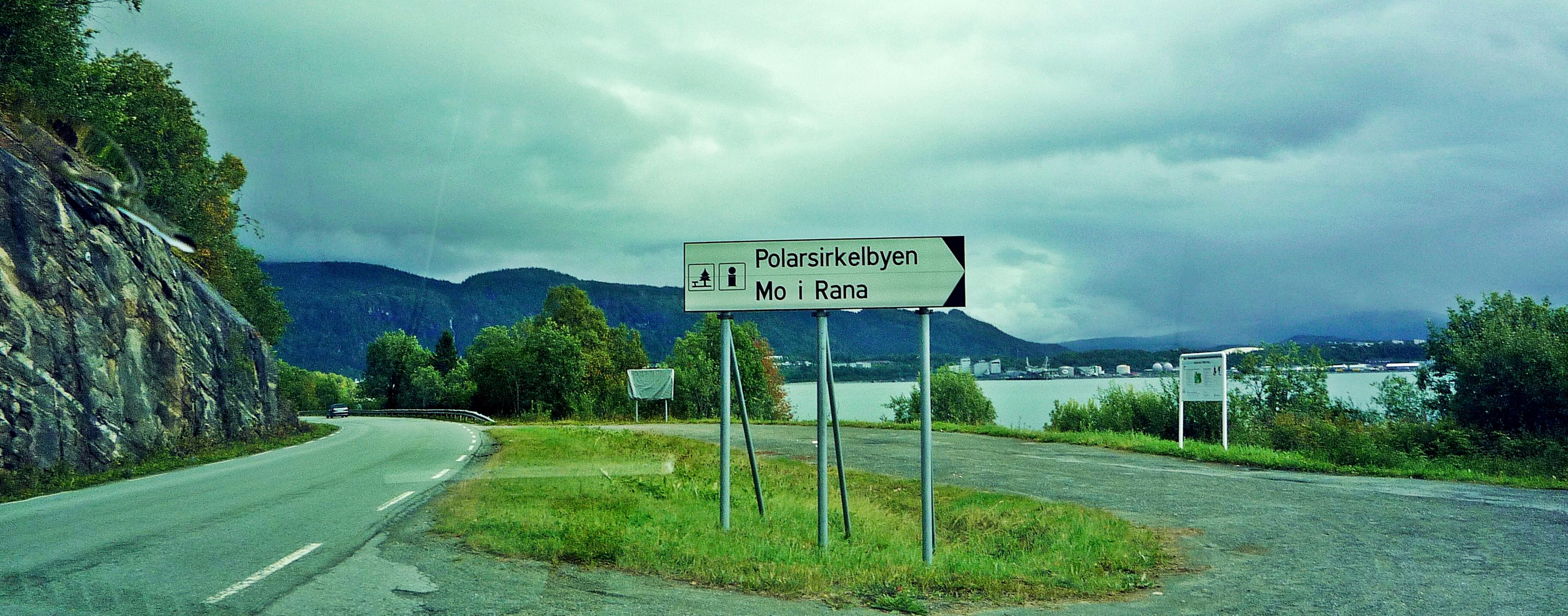 nordnorsk dialekt Mo i Rana